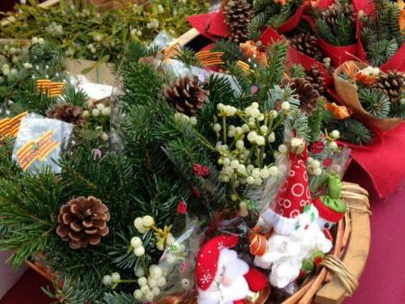 La Garriga - Fira de Nadal del Barri de Dalt (Foto: Associació de Veïns i Comerciants del Barri de Dalt)