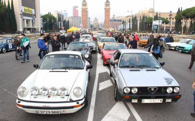 Barcelona - Auto Retro (Foto: www.autoretro.es)