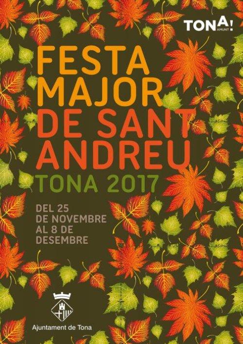 Tona - Festa Major de Sant Andreu
