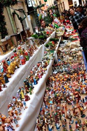 Valls - Mercat de Nadal (Foto: Cambra de Comerç de Valls)