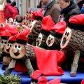 Mercat de Nadal, fira de capons, aviram i motius nadalencs a Valls