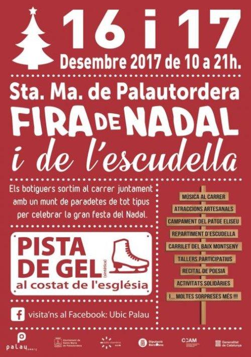 Santa Maria de Palautordera - Fira de Nadal i de l'Escudella