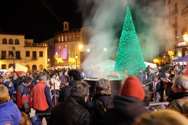 Caldes de Montbui - Fira de Nadal i Mercat d'Artesans (Foto: Ajuntament de Caldes de Montbui)