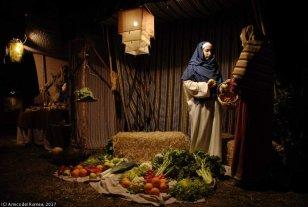 Pobla de Lillet - Pessebre Vivent (Foto: Amics del Romea)