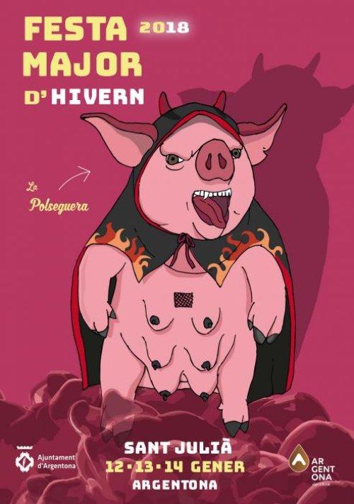 Argentona - Festa Major d'Hivern