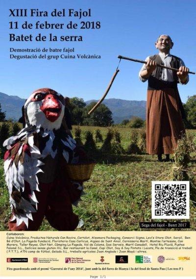 Olot - Fira del Fajol a Batet de la Serra