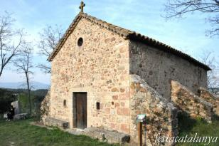 Lliçà d'Amunt - Ermita de Sant Baldiri