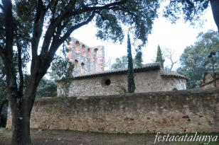 Lliçà d'Amunt - Ermita de Santa Justa i Santa Rufina