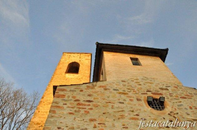 Lliçà d'Amunt - Església parroquial de Sant Esteve de Palaudàries