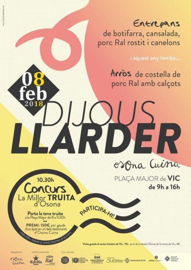 Vic - Dijous Llarder
