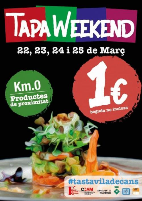 Viladecans - Tapa's Weekend