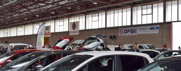 Vilafranca del Penedès - Fira del Vehicle d'Ocasió (Foto: www.firavovilafranca.cat)