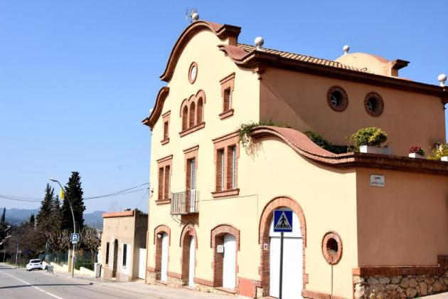El Papiol - Avinguda de la Generalitat - Cal Blanc