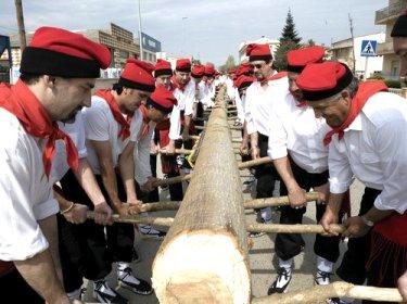 Cornellà del Terri - Festa de l'Arbre de Maig i Ball del Cornut (Foto: www.cornelladelterri.cat)