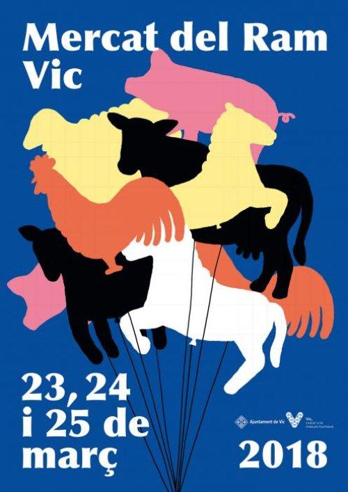 Vic - Mercat del Ram