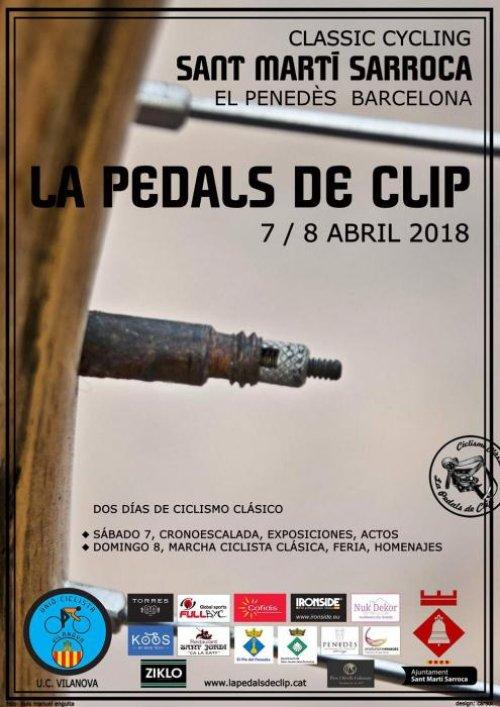Sant Martí Sarroca - La Pedals de Clip