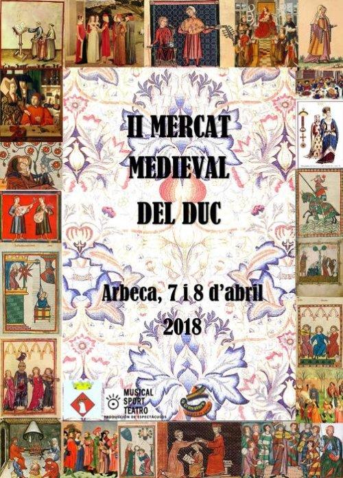 Arbeca - Mercat Medieval