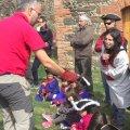 Visites Familiars Teatralitzades al Castell d'Hostalric