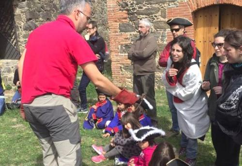 Hostalric - Visites Familiars Teatralitzades al Castell
