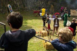 Hostalric - Fira Medieval (Foto: Ajuntament d'Hostalric)