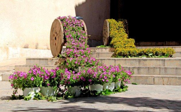 Santpedor en flor (Foto: Ajuntament de Santpedor)