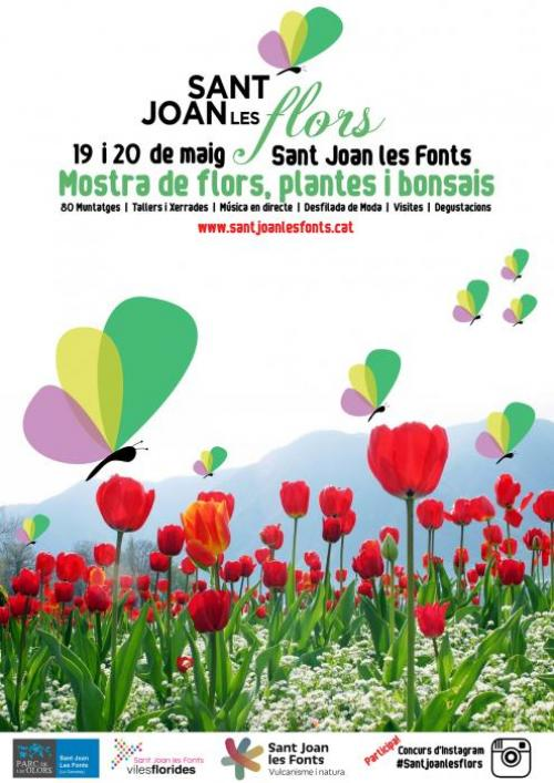 Sant Joan Les Fonts - Sant Joan Les Flors