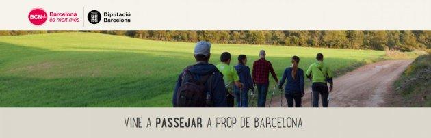 Rutes i Itineraris de les comarques de Barcelona