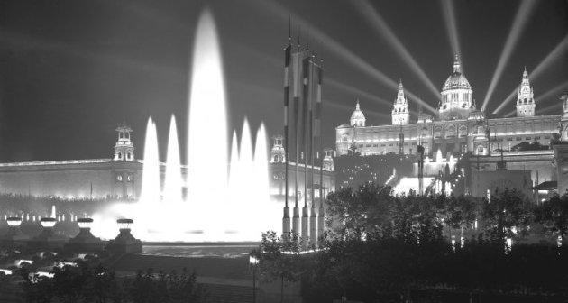 Barcelona - La Font Màgica de Montjuïc