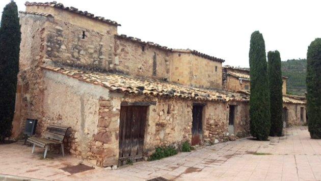 Callús - Les Tines dels Manxons (Foto: Ajuntament de Callús)