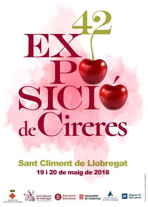 Sant Climent de Llobregat - Exposició de Cireres