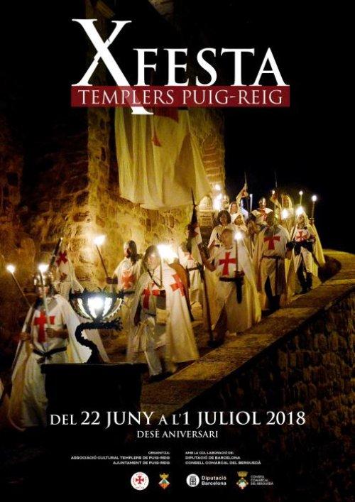 Puig-reig - Festa dels Templers