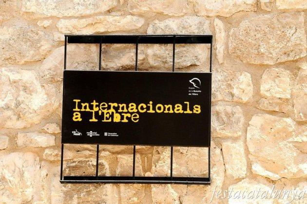 La Fatarella - Centre d'Interpretació Internacionals a l'Ebre (Espais Batalla de l'Ebre)