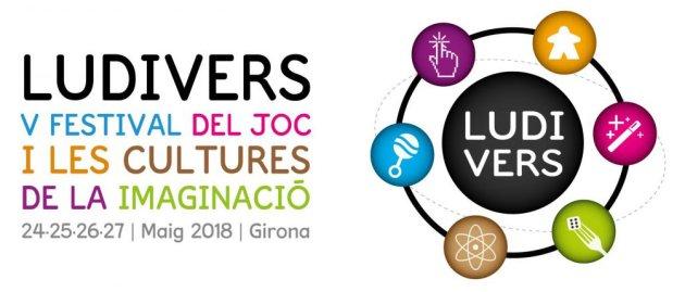 Girona - Ludivers, Festival del Joc i les Cultures de la Imaginació