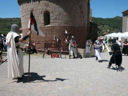 Puig-reig - Festa dels Templers (Foto: Associació Culturals Els Templers de Puig-reig)