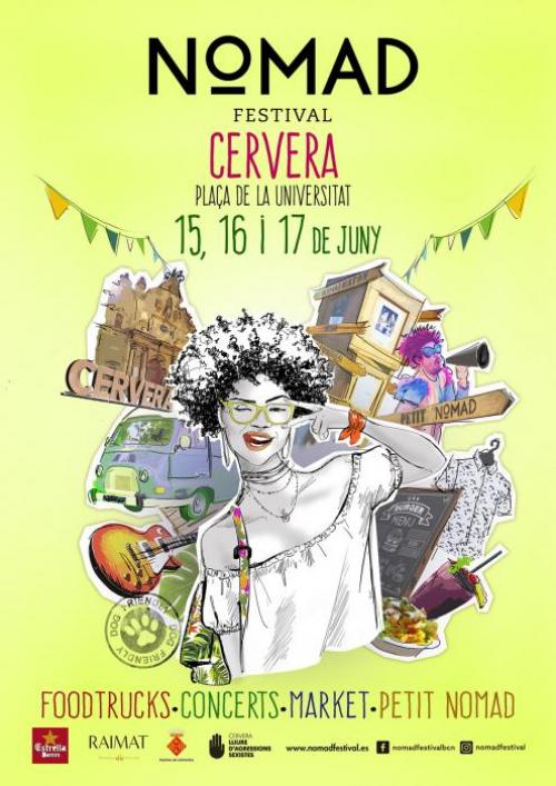 Cervera - Festival Nomad