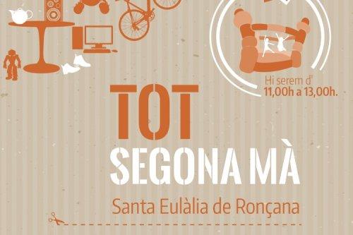 Santa Eulàlia de Ronçana - Mercat Tot 2a Mà