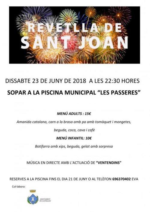Castellolí - Revetlla de Sant Joan