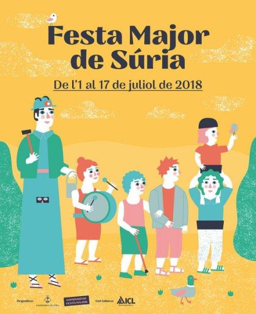Súria - Festa Major