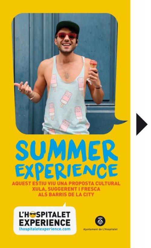 Summer Experience, l'estiu a l'Hospitalet