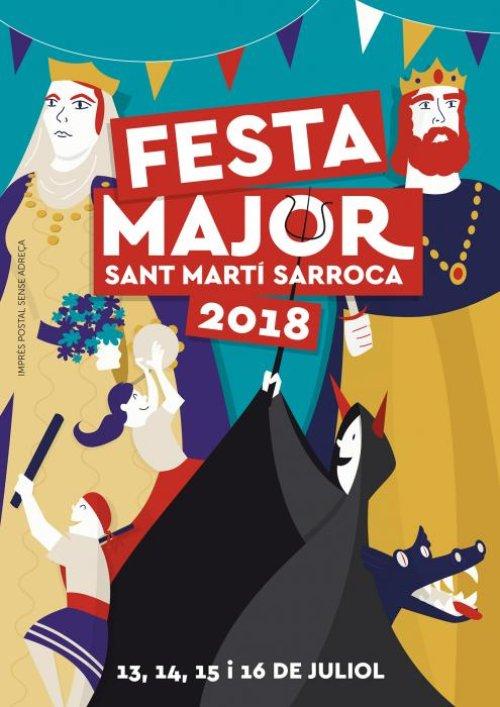 Sant Martí Sarroca - Festa Major