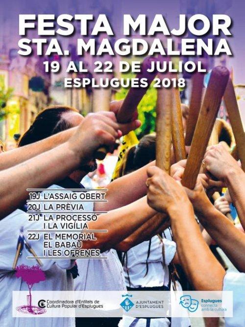 Esplugues de Llobregat - Festa Major de Santa Magdalena