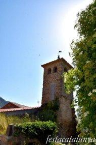 Vallfogona del Ripollès - Campanar del Pòpul