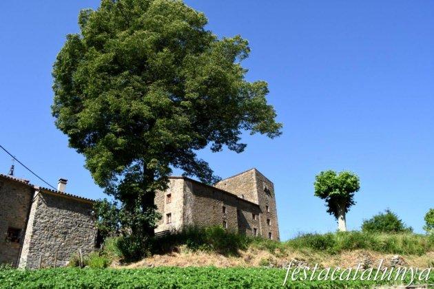 Vallfogona del Ripollès - Castell o la Sala