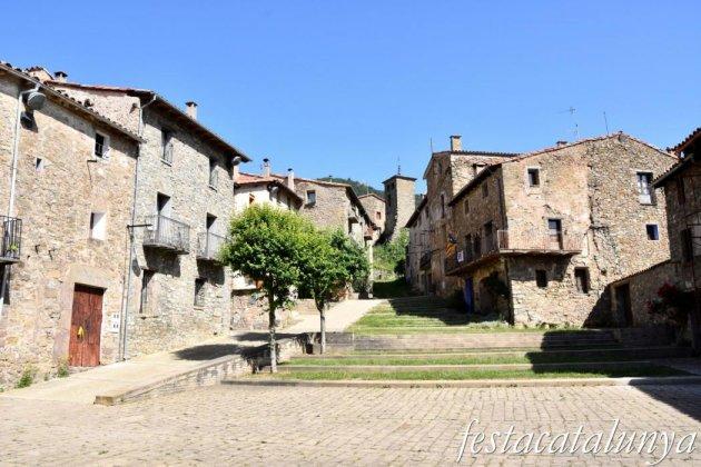 Vallfogona del Ripollès - Conjunt medieval del nucli antic