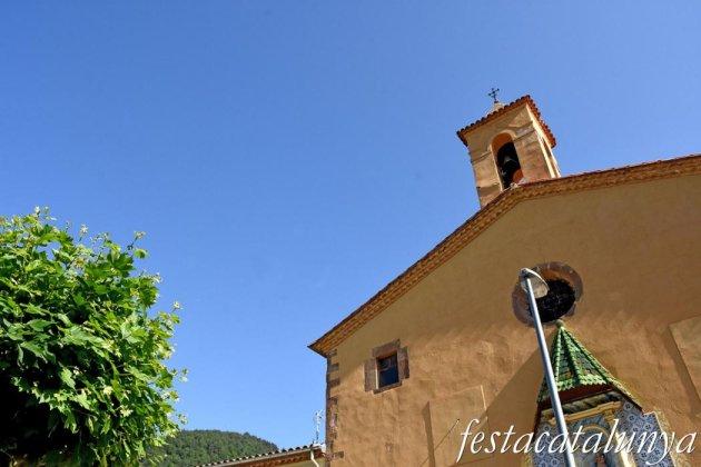 Vallfogona del Ripollès - Església o santuari de la Salut