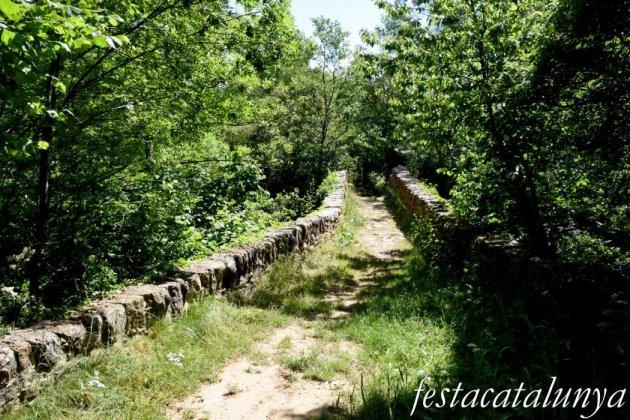 Vallfogona del Ripollès - Pont medieval