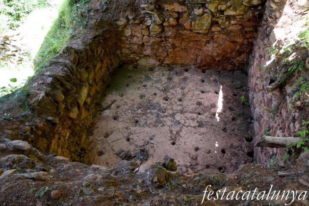 Vallfogona del Ripollès - Teuleria del Pinetar de l'Obra
