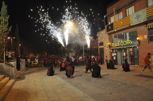 Santa Margarida i els Monjos - Festa Major de la Ràpita (Foto: www.santamargaridaielsmonjos.cat)