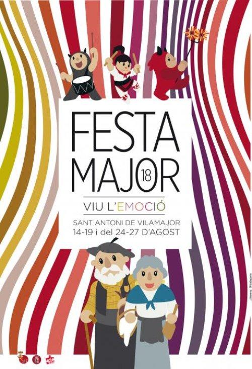 Sant Antoni de Vilamajor - Festa Major