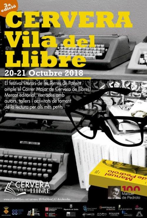 Cervera - Vila del Llibre